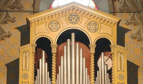 Tamminga suona Rossini sull'organo di San Maurizio
