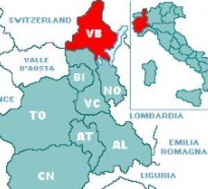 Il Verbano Cusio Ossola resterà in Piemonte. Non è stato raggiunto il quorum per chiedere l'annessione alla Lombardia