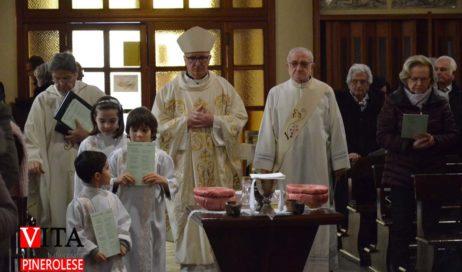 [ photgallery ] Il vescovo Derio ha presentato la lettera pastorale alla parrocchia Madonna di Fatima