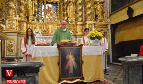 [ photogallery ] Mons. Derio a Bricherasio per la Giornata mondiale dei poveri