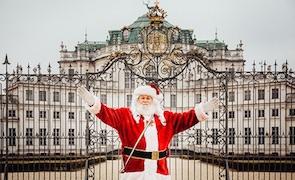 Natale è Reale – Palazzina di Caccia di Stupinigi dal 6 al 23 dicembre