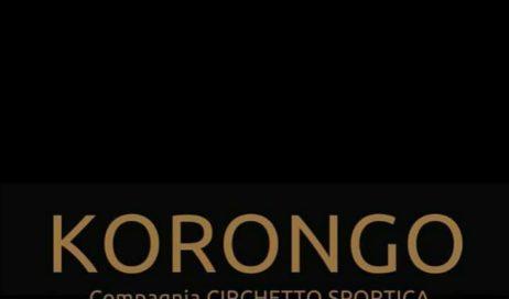 """Pinerolo. Il 1 dicembre Sportica porta in scena """"Korongo"""""""