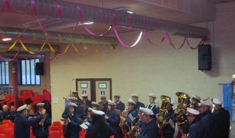 Santa Cecilia con l'Unione Musicale