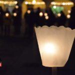 [ Photogallery ] A Pinerolo la fiaccolata per i 70 anni della Dichiarazione universale dei diritti umani