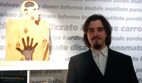 Festival della Cultura Paralimpica di Roma premiato il pinaschese Ferdinando Faure