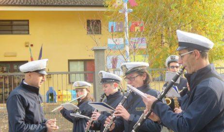 Pomaretto. Concerto di Natale con la Banda