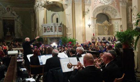 Villar Perosa. Concerto di Natale a Sant'Aniceto