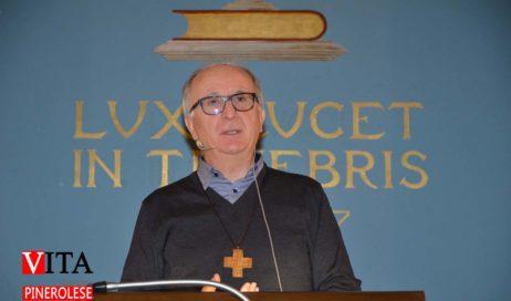 [ photogallery ] La predicazione del vescovo nel tempio valdese ha aperto la Settimana di preghiera per l'unità dei cristiani