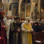 [ photogallery ] Il vescovo Derio alla messa dei popoli: dove sono i confini?