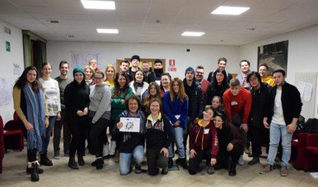 A Pragelato giovani animatori da tutta Europa