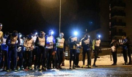 Prali. Di corsa sulla neve contro una malattia rara