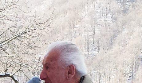 Guerino Ughetto, novant'anni (o quasi) da grandubbionese