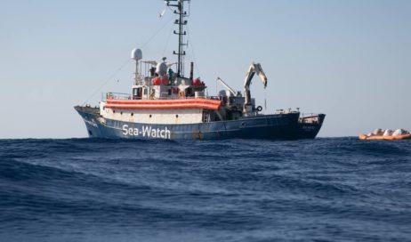 Migranti Sea Watch, Ramonda (Apg23): «Pronti ad accoglierli in Olanda e Germania»