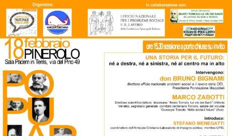 Pastorale sociale. A Pinerolo arriva don Rizzolo, direttore di Famiglia Cristiana