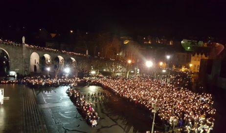Il CITS di Pinerolo a Lourdes nell'anniversario dell'apparizione