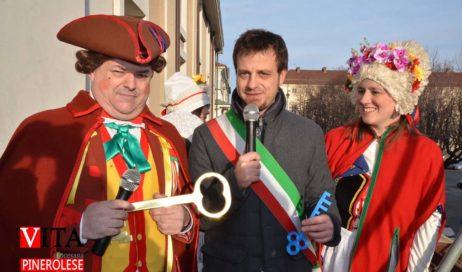 Pinerolo. Domenica 3 marzo arriva il Carnevale