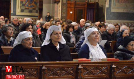 [ Photogallery ] Nel Duomo di Pinerolo la Giornata Mondiale del Malato