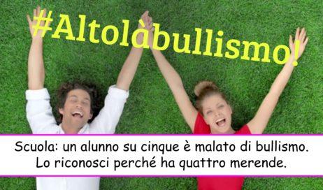 Anche a Pinerolo la Giornata Nazionale contro il Bullismo