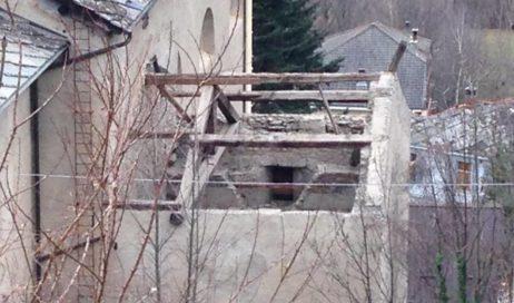 Mentoulles. Un tetto al profumo di lavanda