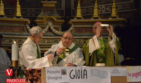[ photogallery ] Nella Cattedrale di Pinerolo la festa dei religiosi