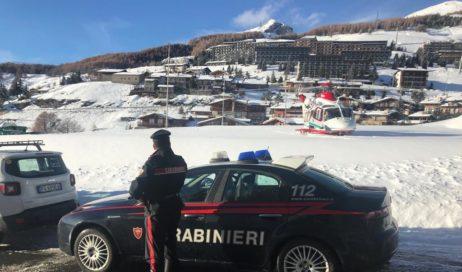 Movida a Sestriere, sei denunce dei carabinieri