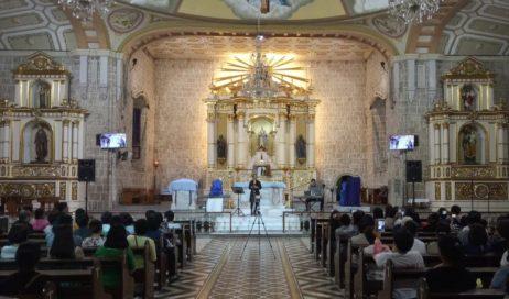 Mauro Goia & Mega Sihombing, dal Duomo di Pinerolo alle cattedrali delle Filippine
