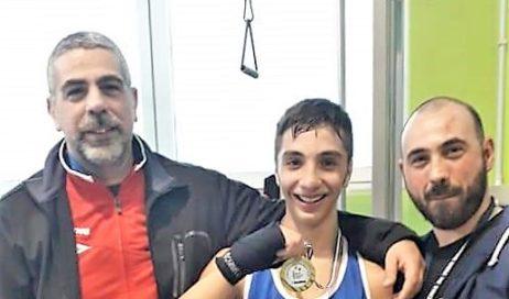 Boxe. Pietro Faraci campione nel torneo esordienti