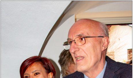 [Photogallery]. A Roure inaugurato l'archivio di Ugo Piton