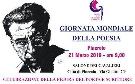 21 marzo. A Pinerolo la giornata della poesia è dedicata a Pavese