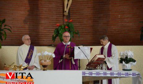 [ photogallery ] Monsignor Derio nella parrocchia Madonna di Fatima