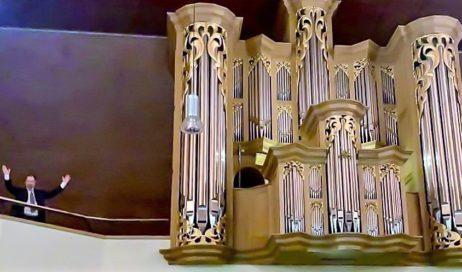 """Pinerolo. Madonna di Fatima ha applaudito il """"Favourite Bach"""" di Cappellin"""