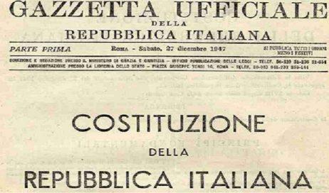 Pomaretto. L'Inno d'Italia e la Costituzione ai diciottenni