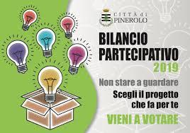 Pinerolo. Bilancio Partecipativo: si vota fino al 16 marzo
