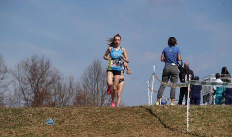 Secondo posto per Elisa Palmero ai campionati italiani di cross corto