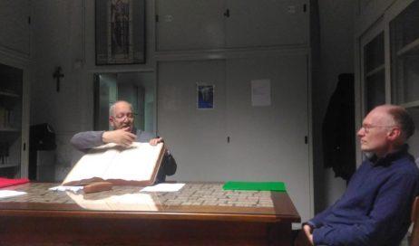 Pinerolo. L'archivio diocesano è vivo!
