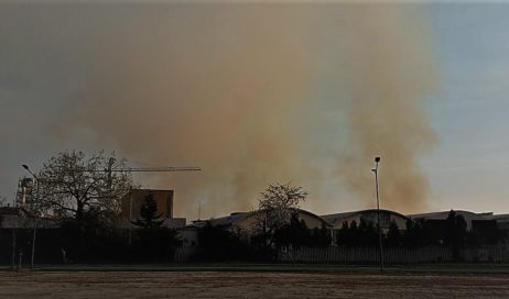 Incendio Kastamonu. L'ARPA: si esclude un inquinamento atmosferico