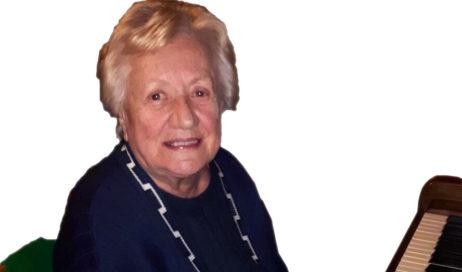Livia Minetto, una maestra unica tra classi aperte e fisarmonica
