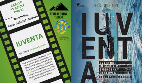 """Torre Pellice. Il 13 aprile la proiezione del docufilm """"Iuventa"""""""