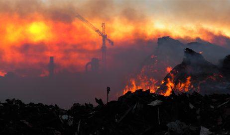 Incendio Kastamonu. Il bilancio di una settimana di fuoco e cenere