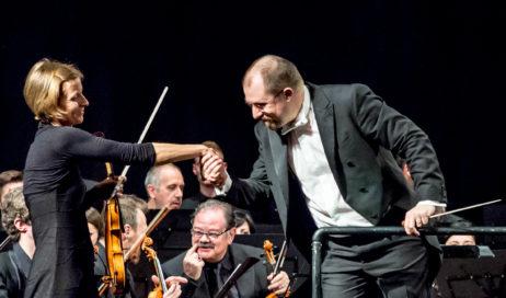 Musica. Cappellin e Kruger hanno incantato il pubblico pinerolese