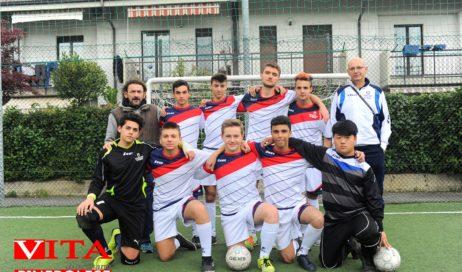 Calcio Pinerolo. La giornata delle squadre del PGS
