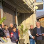 [Photogallery]. Da Perrero a San Martino sulle orme della croce