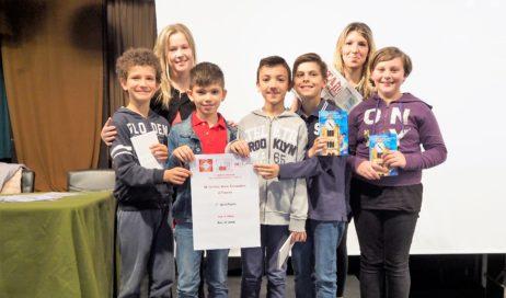 [ photogallery  e Video ] All'Istituto don Bosco la premiazione del concorso AIMC aggiungi un posto a tavola