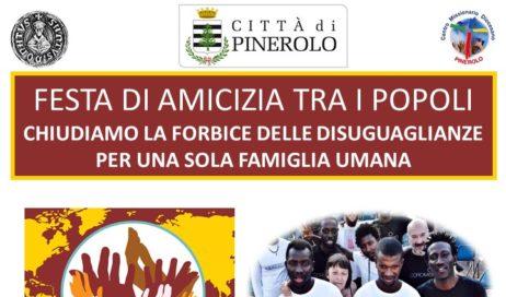 FESTA DELL'AMICIZIA TRA I POPOLI posticipata all'1 e 2 giugno