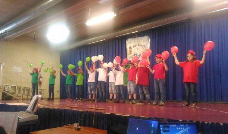 A Pinasca le scuole dicono: Buon compleanno, Repubblica!