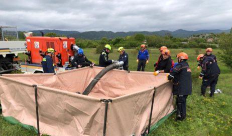 La Protezione civile del Piemonte in Montenegro per un'esercitazione europea
