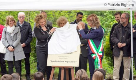 """[ photogallery ] A San Pier Val Lemina la prima scuola italiana dedicata ai """"Bambini delle migrazioni"""""""