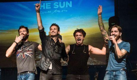 """Giovedì 9 maggio a Pinerolo arriva il rock dei """"The sun"""""""