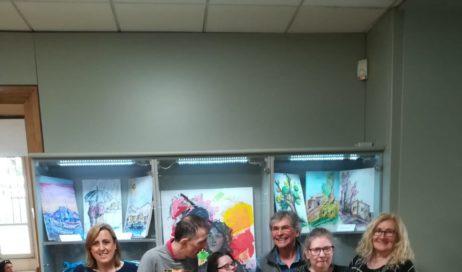 Perosa. I quadri del CST in mostra a Torino