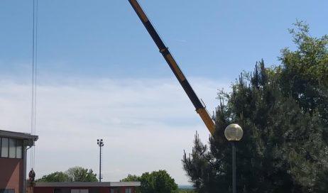 Frossasco. Nell'area scuole saranno posizionate antenne per la trasmissione del segnale Internet